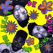 De La Soul - 3 Feet High And Rising (1989)