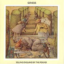 Genesis - Selling England by the Pound (1973)