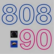 808 State - 808.90 (1989)