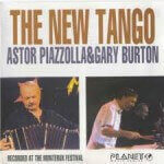 Astor Piazzolla And Gary Burton - The New Tango (1987)