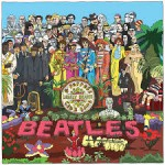 Beatles - Sgt Pepper's Lonely Hearts Club Band (1967)