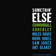 Cannonball Adderley - Somethin Else (1958)