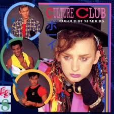 Culture Club - Colour By Numbers (1983)