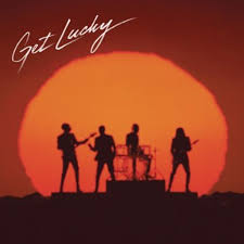 Daft Punk Get Lucky (single) 2013