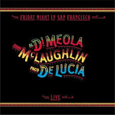 De Lucia Di Meola McLaughlin - Friday Night In San Francisco (1981)