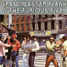 Grandmaster Flash & the Furious Five - Message (1982)