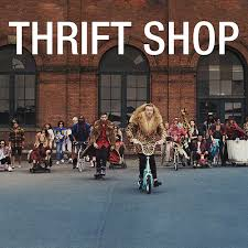 Macklemore - Thrift Shop (Single) 2012