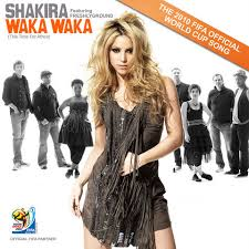 Shakira - Waka Waka (single) 2010