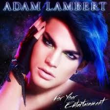 Adam Lambert - For Your Entertainment (2009)