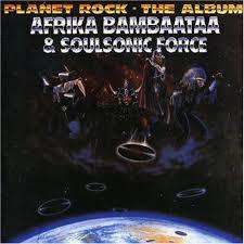 Afrika Bambaataa - Planet Rock (1986)