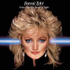 Bonnie Tyler - Faster Than the Speed of Night (1983)